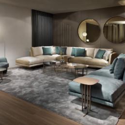 Hemelaer Interior Marelli Clipper Sofa