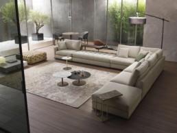 Hemelaer Interior Marelli Oliver Corner Sofa
