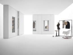 Hemelaer-Interior-Caccaro-3-ROOMY-modulo-terminale-a-giorno-libreria-specchio-girevole